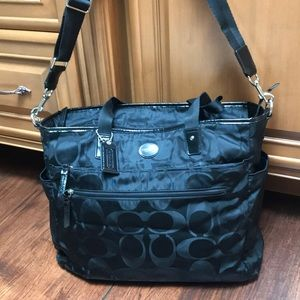 Coach multi functional bag
